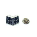Read More Word Lapel Pin