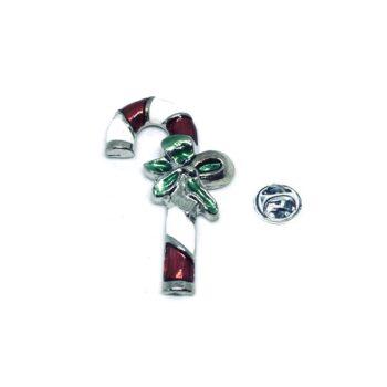 Christmas Enamel Stick Pin