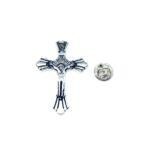 Cross Religious Lapel Pin