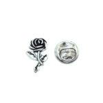 Antique Rose Lapel Pin