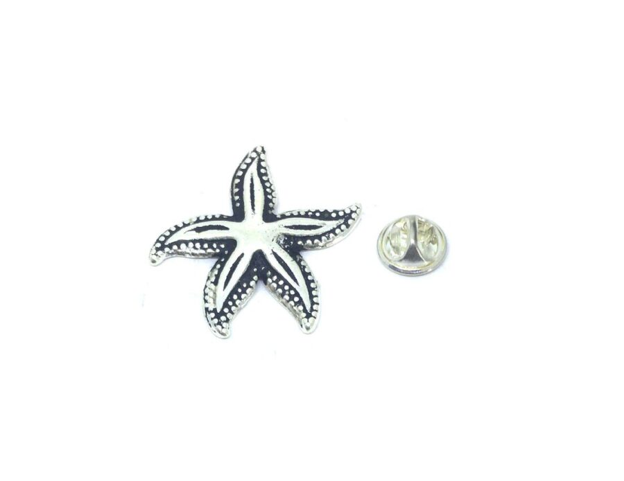 Starfish Lapel Pin