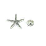 Antique Starfish Pin