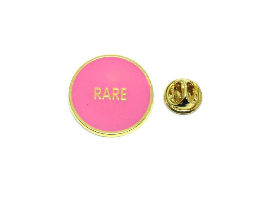 """""""RARE"""" Word Lapel Pin"""