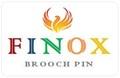 FINOX Brooch Pin
