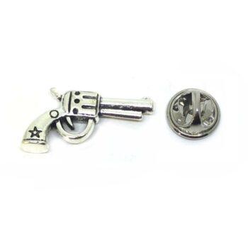 Assorted Gun Lapel Pin