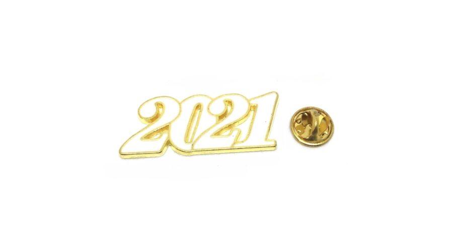 2021 Year Lapel Pin