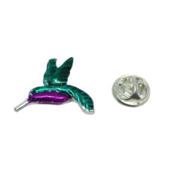 Kingfisher Bird Lapel Pin