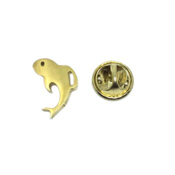 Small Fish Lapel Pin